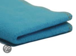 ISI Mini - Dekentje 80x110 cm - Turquoise