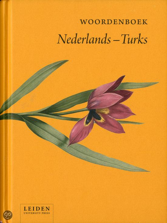 Woordenboek Nederlands-Turks