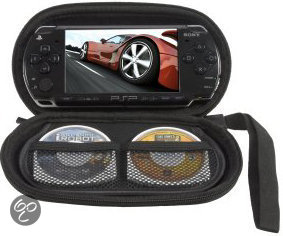 Logic3 Opbergtas Zwart PSP