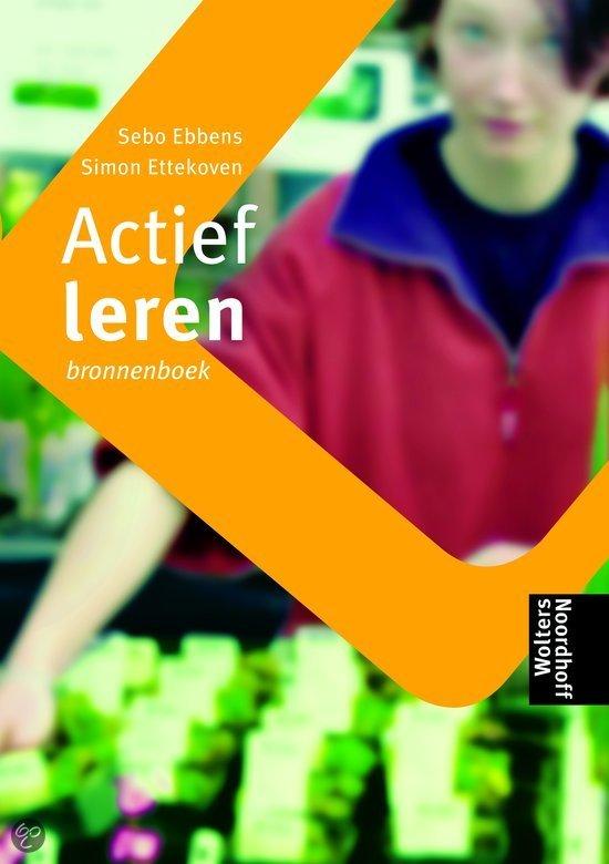 Actief Leren / Bronnenboek