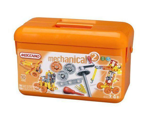 Meccano Mechanics Toolbox - Bouwpakket