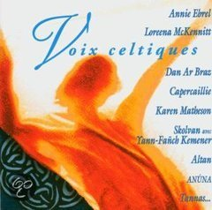 CD cover van Celtic Voices van Capercaillie