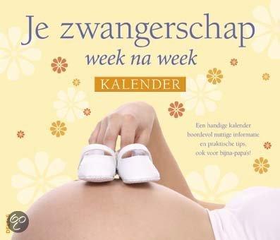 Je zwangerschap week na week Kalender