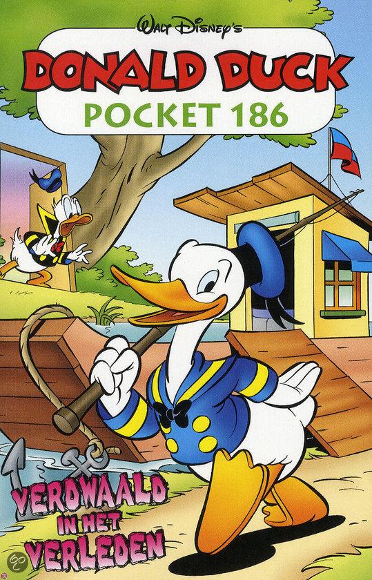 Donald Duck Pocket 186 / Verdwaald in het verleden