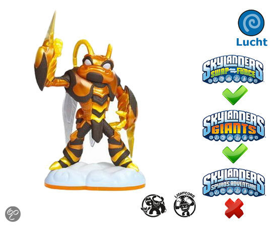 Skylanders Giants: Swarm - Giant