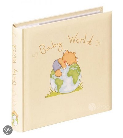 walther fotoalbum baby world walther. Black Bedroom Furniture Sets. Home Design Ideas