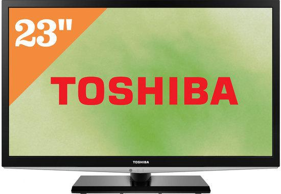Toshiba 23EL933 - LED TV - 23 inch - HD Ready