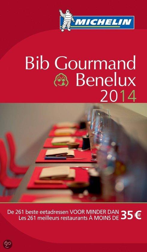 Michelingids Bib Gourmand Benelux 2014