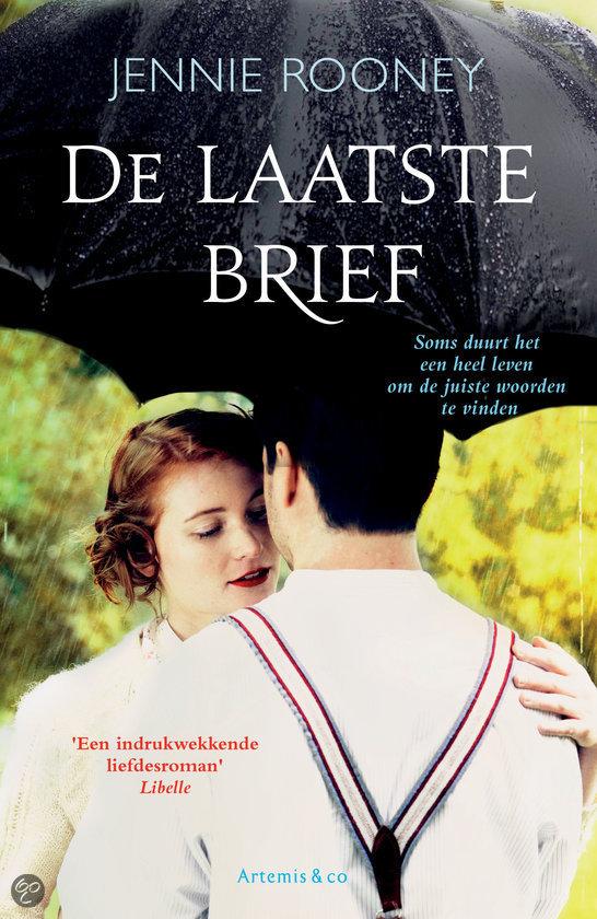 De Laatste Brief Book Cover