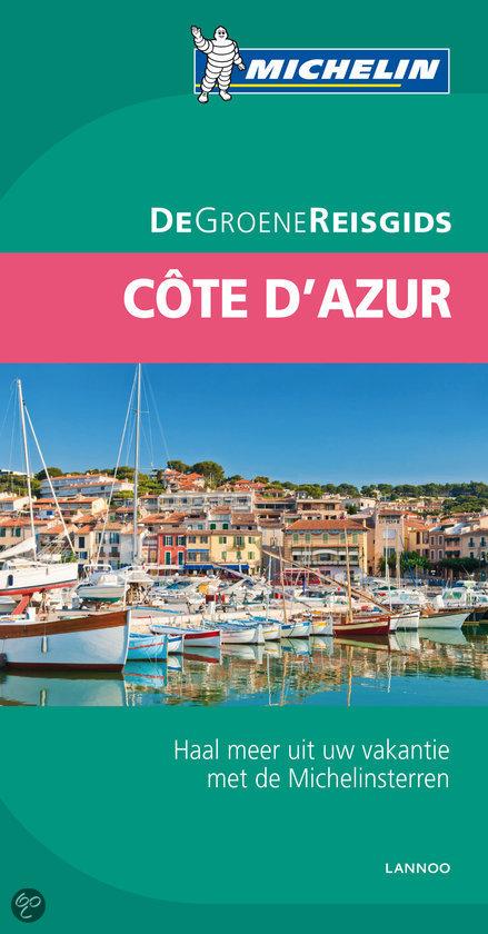 De Groene Reisgids Cote d'Azur