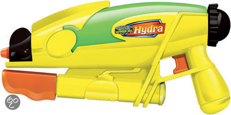 Water Warriors Waterpistool - Hydra