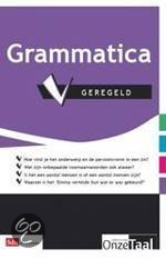 Grammatica geregeld