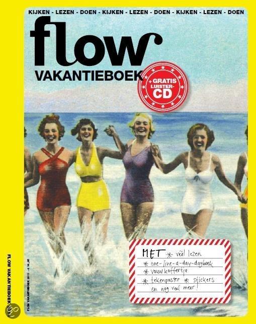 Flow Vakantieboek 1