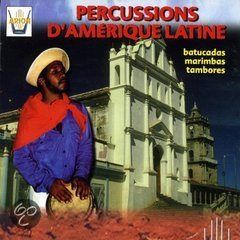 Percussions d'Amerique Latine
