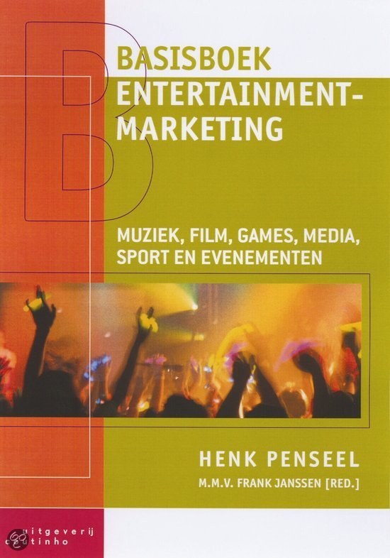 Basisboek entertainmentmarketing