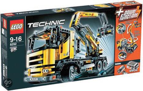 bol.com | LEGO Technic Truck met Hefbrug - 8292,LEGO: https://www.bol.com/nl/p/lego-technic-truck-met-hefbrug-8292...