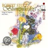 Stolz: Blumenlieder / Brigitte Lindner, Ansi Verwey