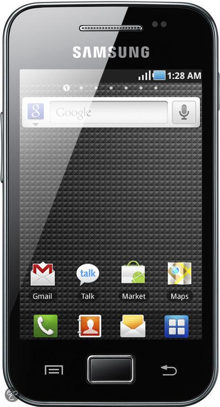 Samsung Galaxy Ace - Zwart - Hi prepaid telefoon