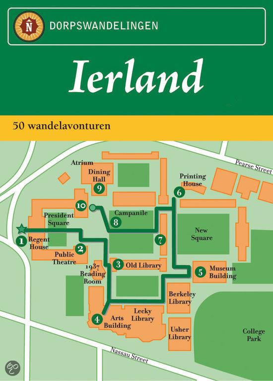 Stads- en dorpswandelingen / Ierland