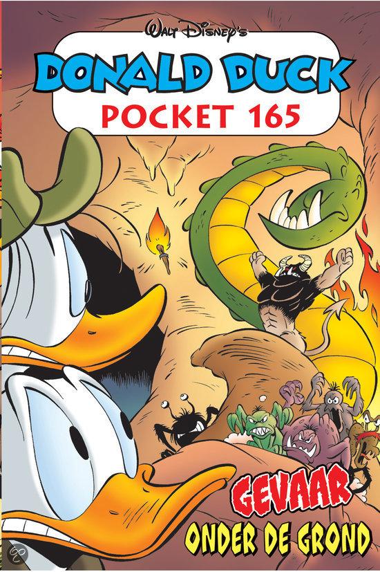 bol donald duck pocket 165 gevaar onder de grond