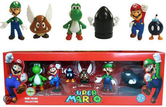 Nintendo  Mini Figuren Serie 1