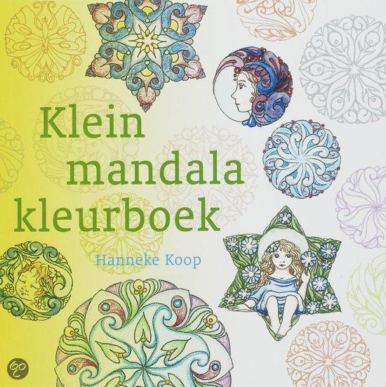 Klein Mandala Kleurboek