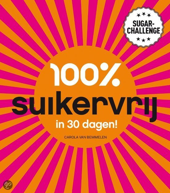100% suikervrij in 30 dagen
