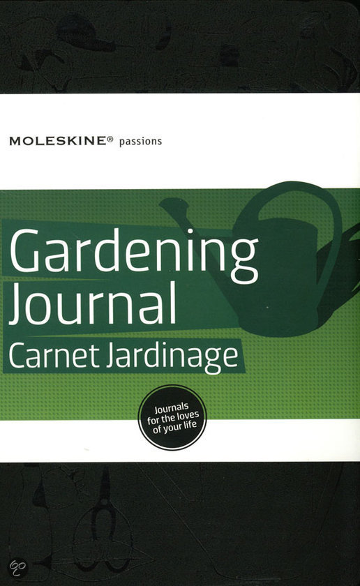 Moleskine Passions - Garden Journal