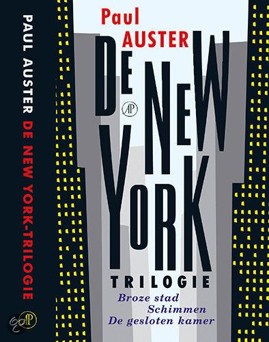 Afbeeldingsresultaat voor paul auster de new york trilogie