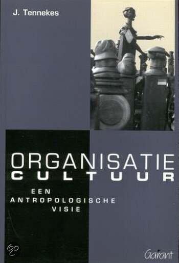 Organisatiecultuur / druk 1
