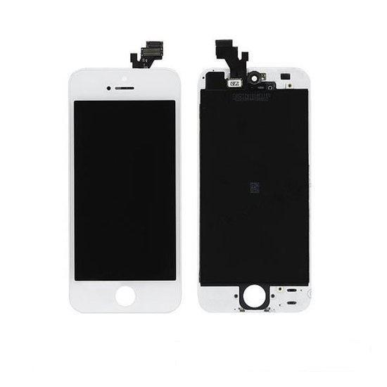 iPhone 5 scherm wit