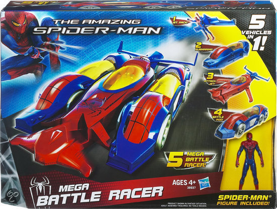 Spider-Man Deluxe Vehicle