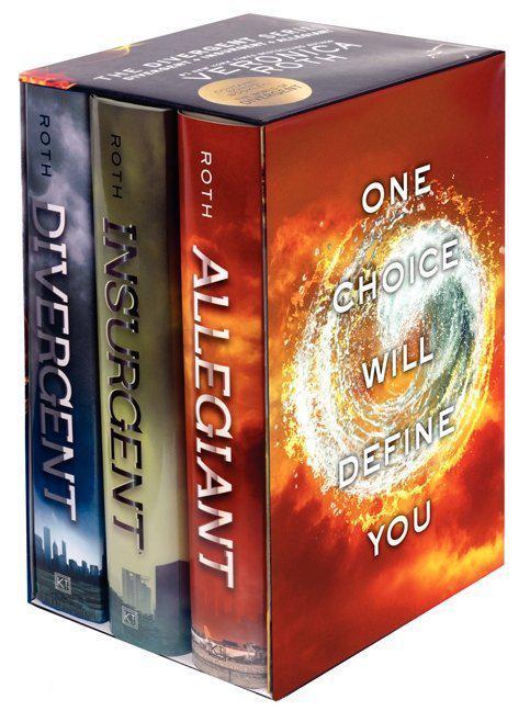 bol.com | Divergent Series Complete Box Set | Boeken