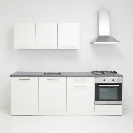 Keukens 240 cm fauteuil 2017 - Kleine aangepaste keuken ...
