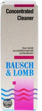Bausch En Lomb Concentrated Cleaner - 30 ml - Lenzenvloeistof