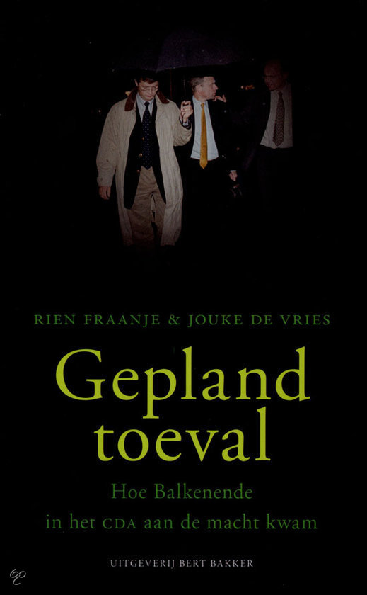 Gepland toeval