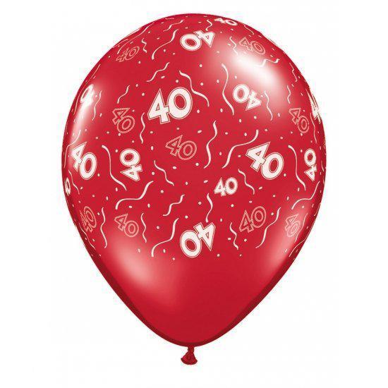 Bol jaar jubileum ballonnen stuks speelgoed