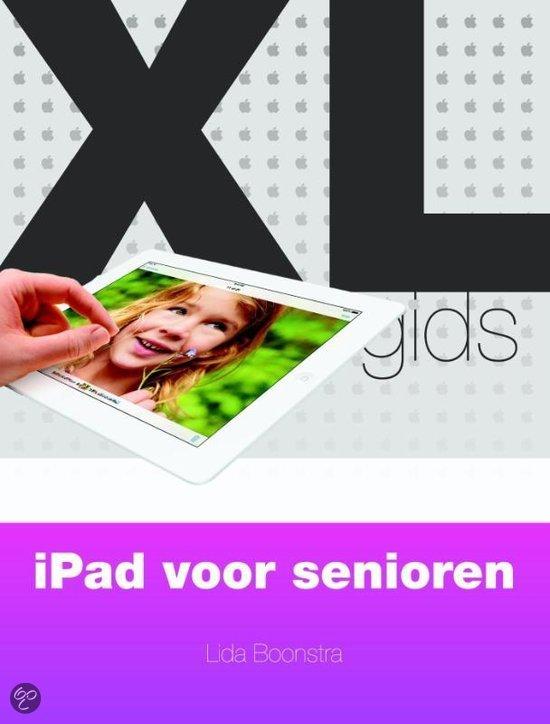 XL gids / iPad voor senioren