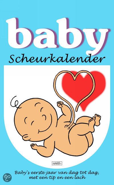 Baby Scheurkalender