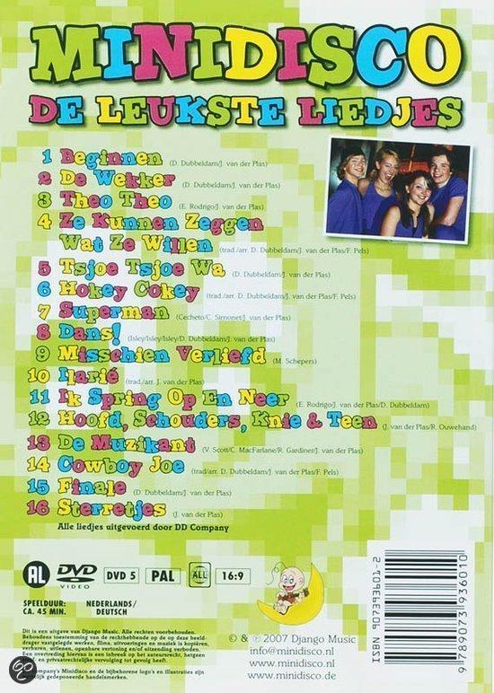 Minidisco liedjes gratis downloaden