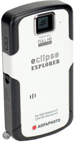 AgfaPhoto Eclipse Explorer - Wit