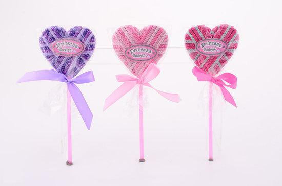 Princess Secret hair accessories in display