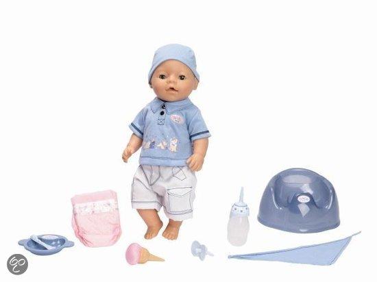 Baby Born Magische Voeding - Jongen