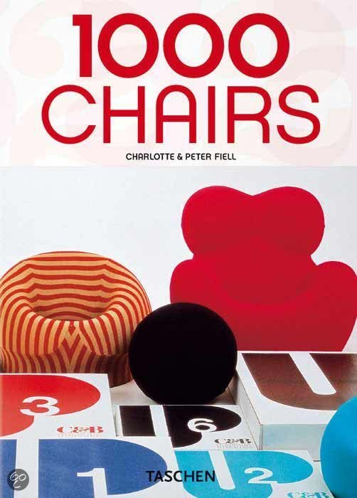 1000 Chairs (International Edition)