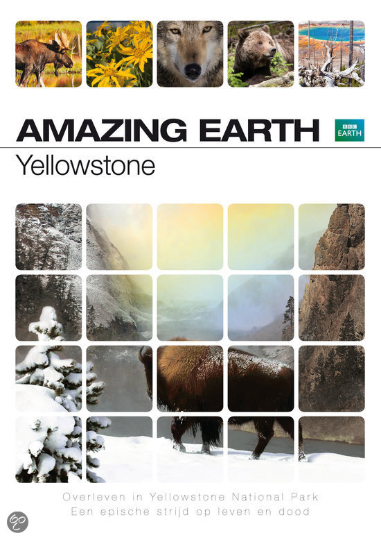 BBC Earth - Amazing Earth: Yellowstone