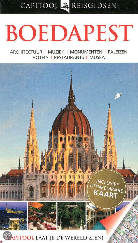 Capitool reisgids Boedapest Boedapest