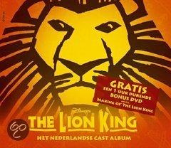 Lion King -Nederlandse Musical- (inclusief DVD)