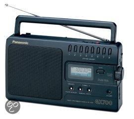 Panasonic RF-3700 EG9-K - Zwart