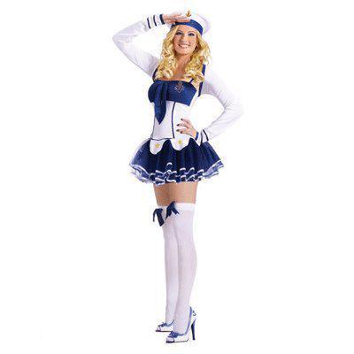 Carnavalskleding Marine Dames.Bol Com Sexy Matrozen Pakje Voor Dames S M Fun Feest Party