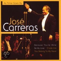 Jose/Lso/Wsy/+ Carreras - Jose Carreras-As Time Goes By